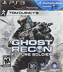 Tom Clancy's Ghost Recon: Future Soldier - Playstation 3