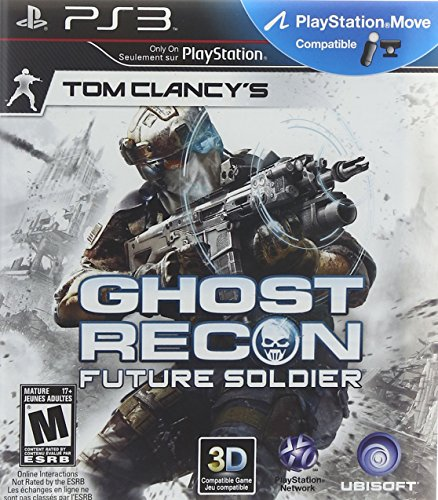 Tom Clancy's Ghost Recon: Future Soldier - Playstation 3 (Arma 3 Ps3)