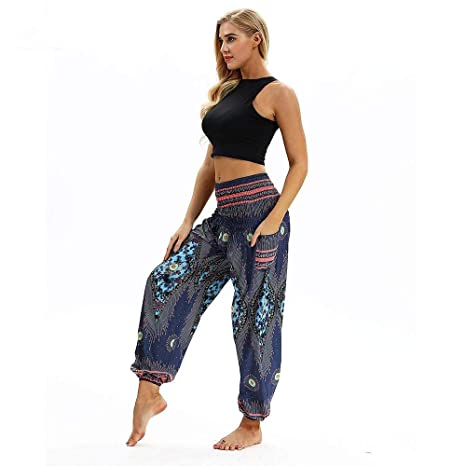 AYTOP Pantalones de Yoga Hombres Mujeres Ropa Deportiva ...