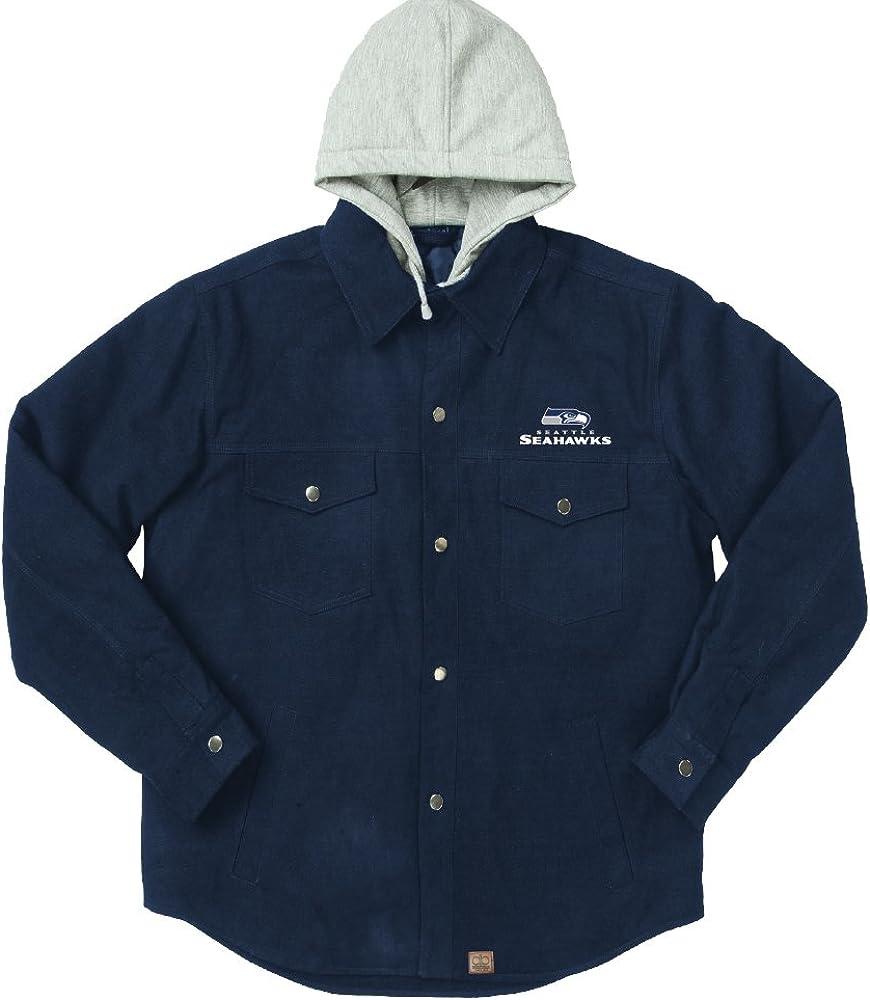 NFL Dukane Canvas Workwear Jacket