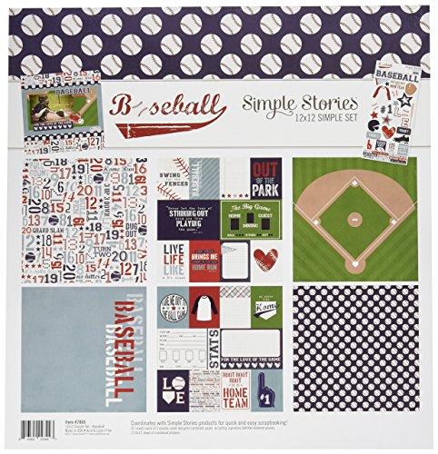 Simple Stories 7865 Baseball 12