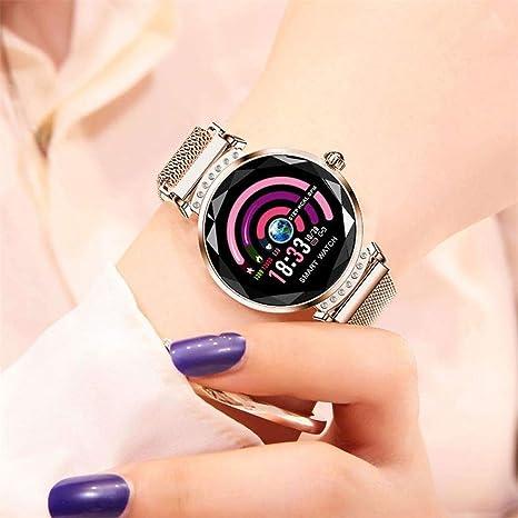Miya H2 Smart Watch IP67 - Reloj de Pulsera Impermeable ...