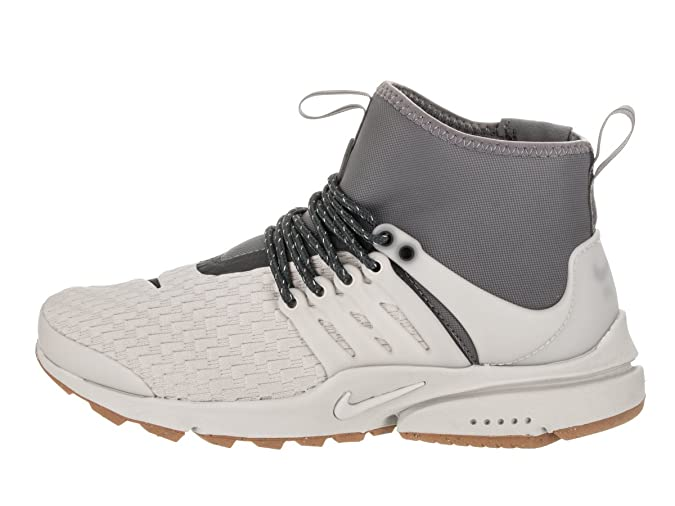 new arrival efbc4 ec806 Amazon.com   NIKE Womens Air Presto Mid Utility Hi Top Trainers 859527  Sneakers Shoes   Road Running