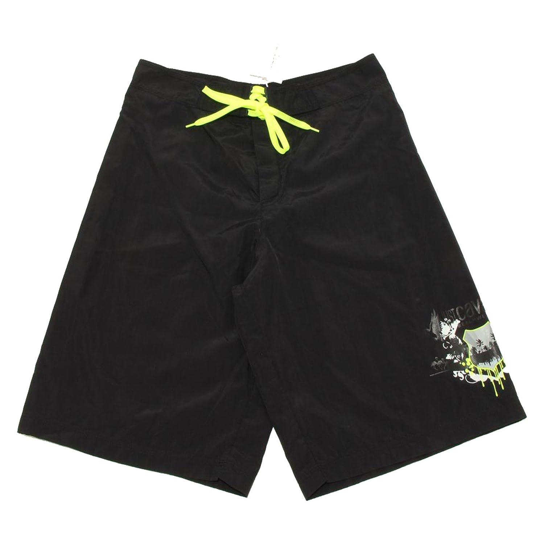 8470F bermuda mare nero JUST CAVALLI BEACHWEAR costume  Herren swimwear sea shorts