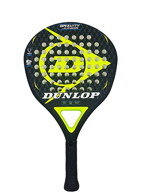 Dunlop Pala padel Gravity Junior: Amazon.es: Deportes y aire ...