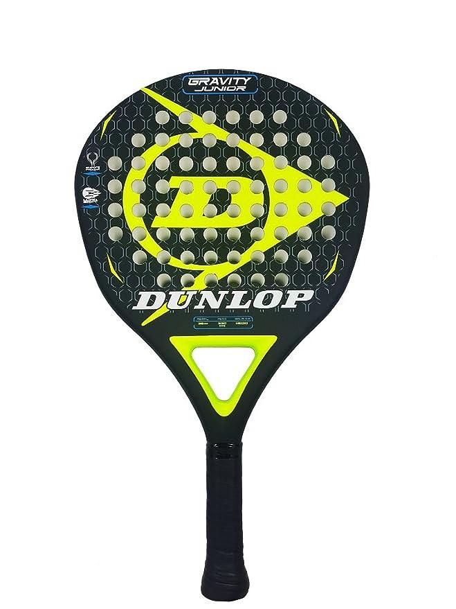 Dunlop Pala padel Gravity Junior: Amazon.es: Deportes y aire ...