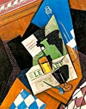 Juan Gris Water Bottle Bottle And Fruit Dish 72x92 [Kitchen]