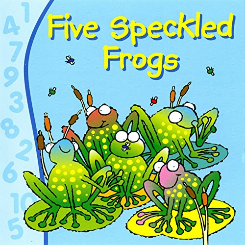 Five Speckled Frogs