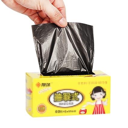 Garbage bag S Bolsas de Basura extraídas 45x55cm 60 ...