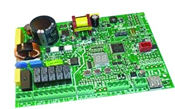Faac - Tarjeta electrónica E045: Amazon.es: Electrónica