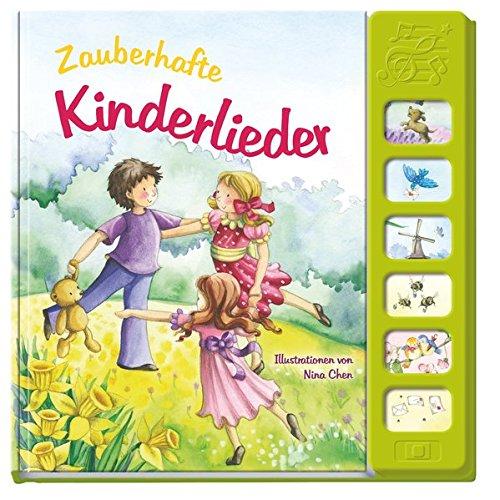 Zauberhafte Kinderlieder: Soundbuch