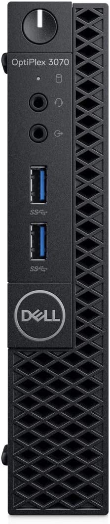 Dell PC OPTIPLEX 3070 MFF I3-9100 4GB 500GB Win 10 Pro