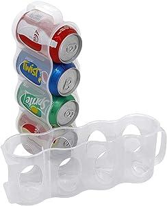 Free ChasBete Portable Soda Can Organizer...