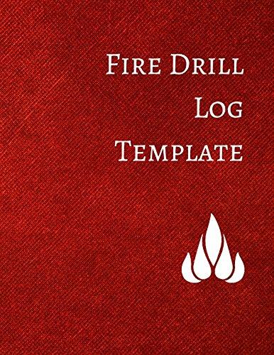 Fire Drill Log Template pdf