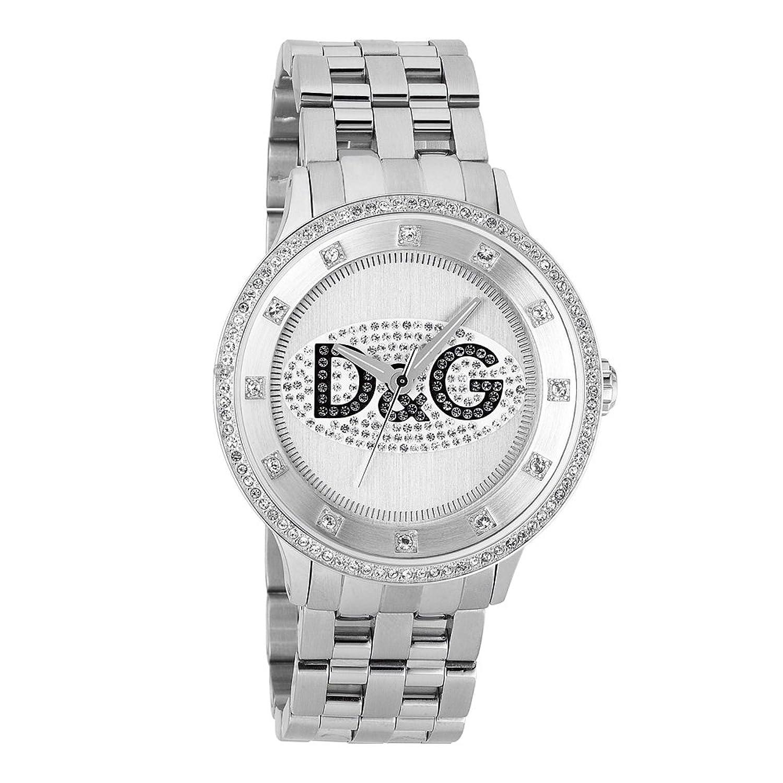 D&G Time Prime Time quarzwerk Unisex-Armbanduhr DW0131