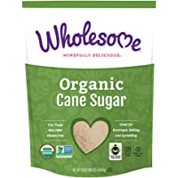 Wholesome Organic Cane Sugar (10 Pound)