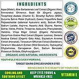 Dark Circles Under Eye Treatment Serum for