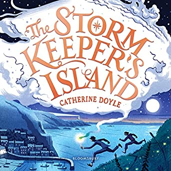 Image result for The Storm Keeper's Island by Catherine Doyle