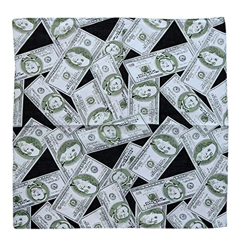 Fair Deal US 12 Pack Country Flag Print Bandanas (DOLLAR/12PACK)