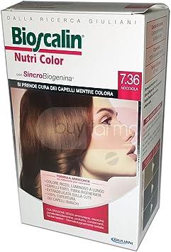 Nutri color tinte para cabello n.7.36 Avellana