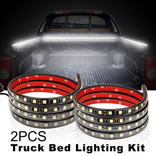 CLAUTOP LED Truck Bed Lights, 2PCS 60