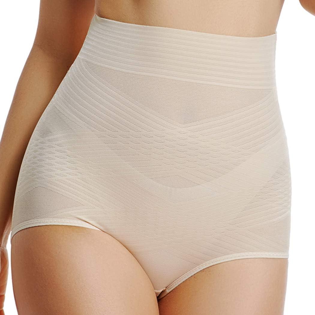 Womens Best Tummy Control Support Body Shaper Underwear High Waist Knickers New