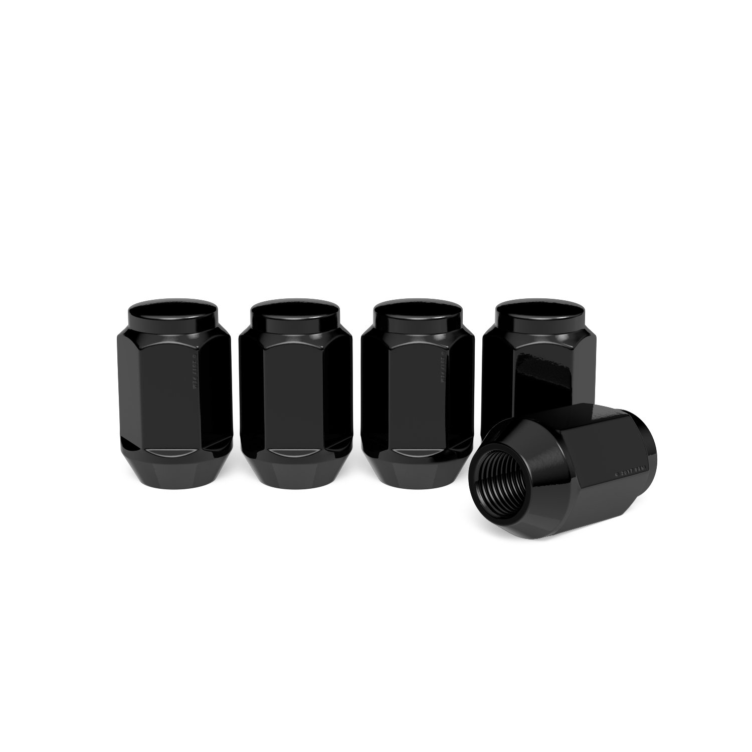 for Ford Mustang Explorer Dodge Ram 1500 Ford F100 F150 Econoline Precision European Motorwerks Bulge Acorn Closed End Cone Conical Taper Seat 20pcs Black 1//2-20 Lug Nuts Stance Magic Uses 19mm or 3//4 Hex 1.4 Length