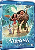 Moana 3D version only (Region Free Blu-Ray) (Hong Kong Steelbook Version / English Language. Mandarin & Cantonese Dubbed) 魔海奇緣