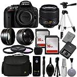 Nikon D5300 DSLR Professional Digital...