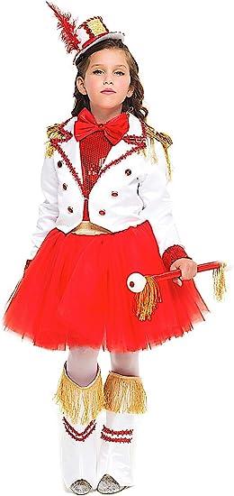 Disfraz Majorette Prestige BEB Vestido Fiesta de Carnaval Fancy ...