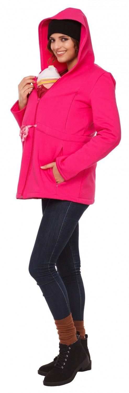 916771902176 Femme sweat-porte-bébé maternité allaitement insérer amovible. 039p  carrierhood 039