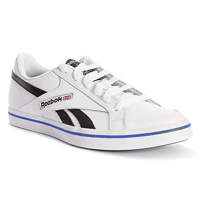 Reebok TENNIS VULC LOW II Sneaker Herren Leder Schuhe Turnschuhe