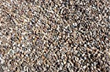 25 kg washed Gravel 2-8mm from Rhine Colored Pebbles Stones