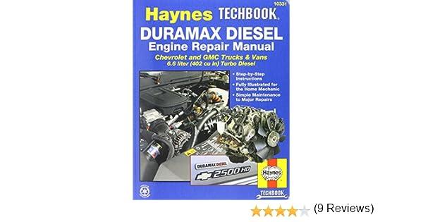 Haynes techbook duramax diesel engine repair manual 2001 2012 haynes techbook duramax diesel engine repair manual 2001 2012 amazon books fandeluxe Gallery