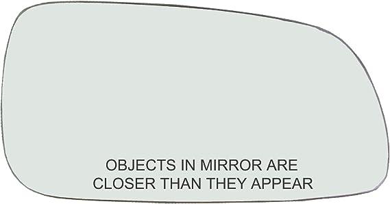 Pour VW PASSAT 96-04 gauche côté passager Aspheric blue wing mirror glass
