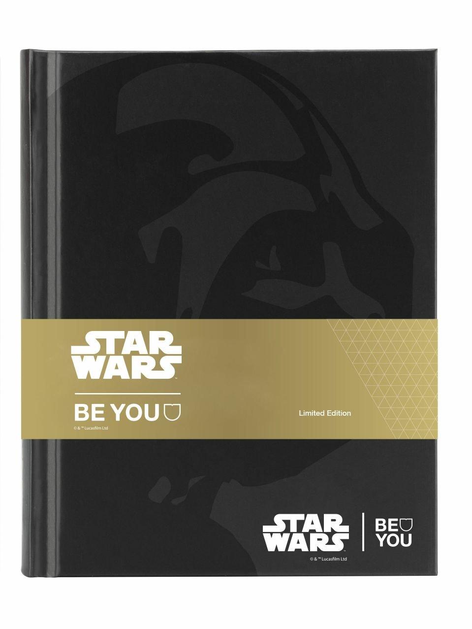BE-U diario agenda Star Wars, tamaño estándar, colección ...