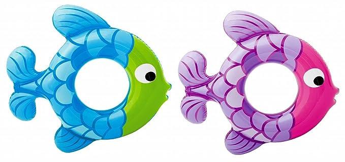 Intex - Juguete acuático Hinchable: Amazon.es: Juguetes y juegos