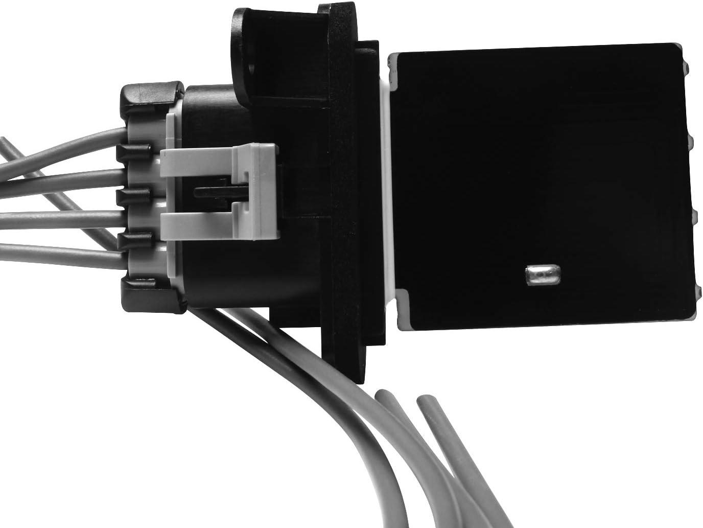 Dorman# 973-582 Blower Motor Resistor Kit With Harness