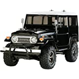 Tamiya 300058564 - 1:10 Radio Control Land Cruiser 40 Black Edition (CC-01)
