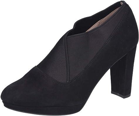 Canadá Constituir si  Clarks Kendra Mix Zapato de tacón cerrado para mujer, color Negro, talla 38  EU: Amazon.es: Zapatos y complementos