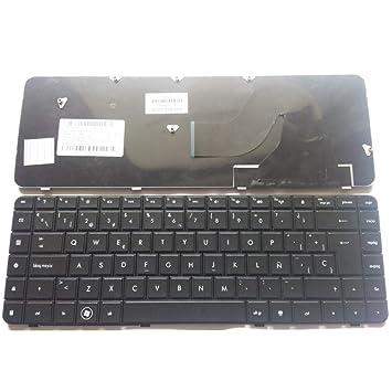 Junweier Español Teclado para HP Compaq Presario CQ56 G56 CQ62 G62 AX6 V112346AK1 Spanish SP Latin LA ES: Amazon.es: Electrónica