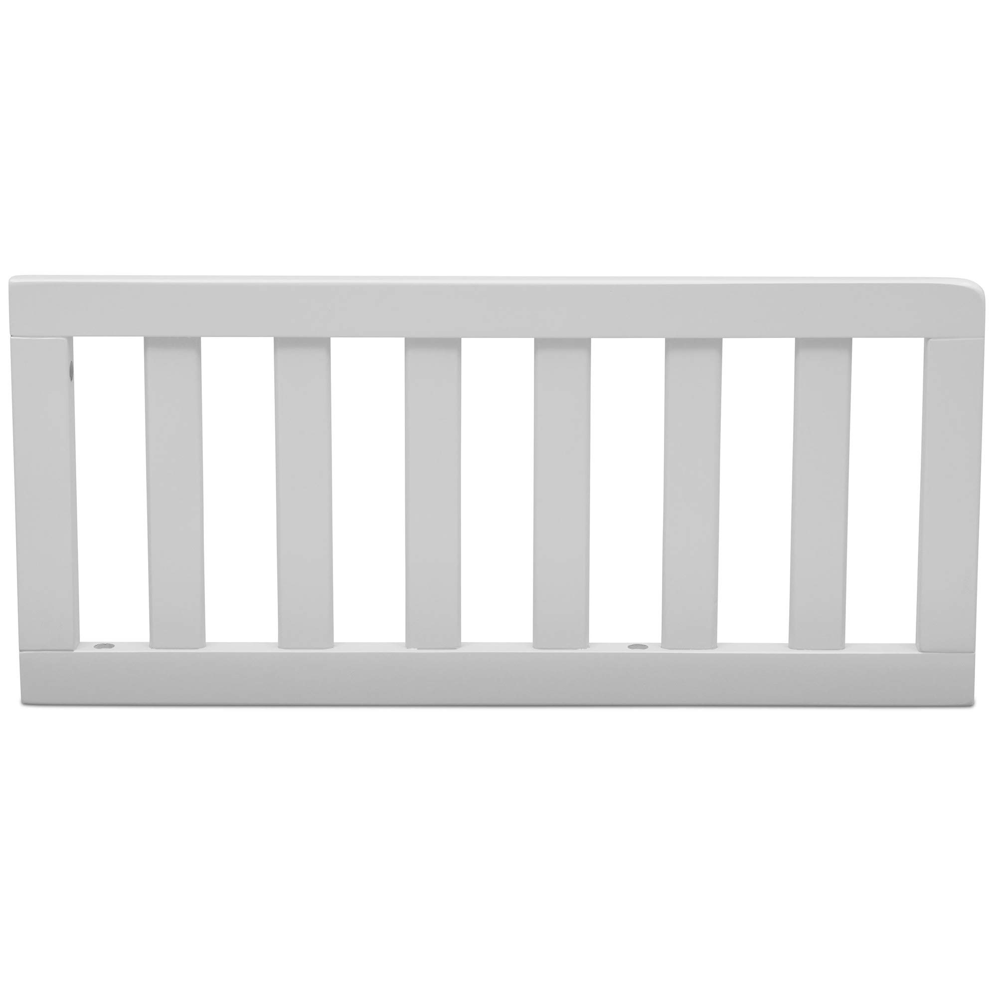 Delta Children Toddler Guardrail #0080, Bianca White by Delta Children