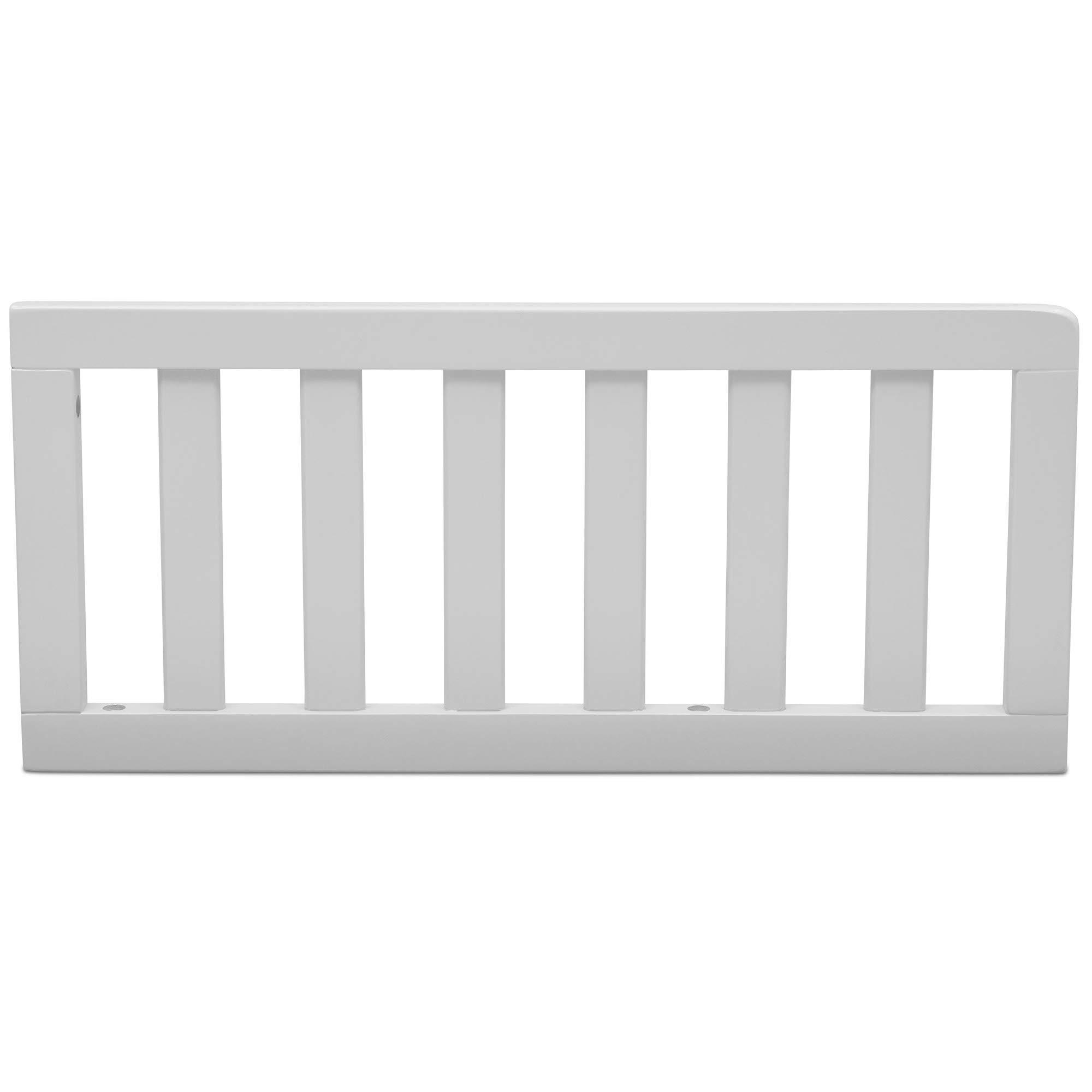 Delta Children Toddler Guardrail #0080, Bianca White by Delta Children
