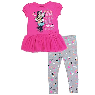 42b0916b2f60 Image Unavailable. Image not available for. Color: Disney Junior Minnie  Minnie Mouse Girls ...