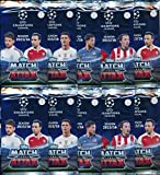 2015/2016 Topps Match Attax Champions League Lot of FIFTY(50)Factory Sealed Foil Packs with 300 Cards! Look for Cards of Top Stars including Ronaldo, Messi, Neymar, Suarez, Neuer & Many More!