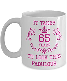 65th Birthday Gift For Women