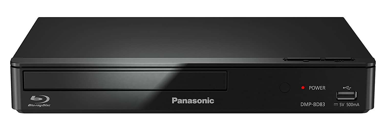 Panasonic DMP-BD83GJ Blu-ray Player Driver for Mac