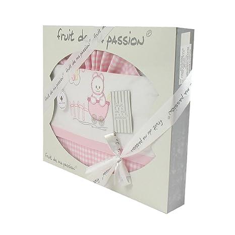 hojas de color rosa caja de adorno a cuadros - Razón Pooh ...