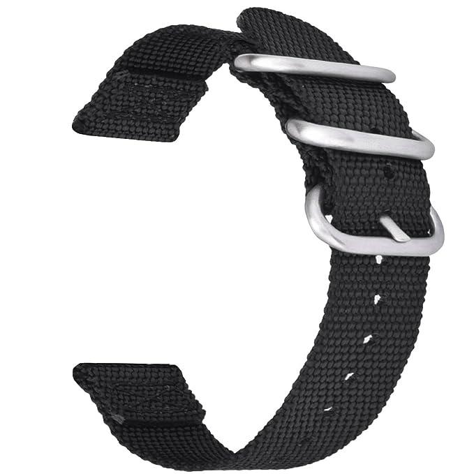 v-moro Samsung Gear deporte correas, 20 mm Premium de ...