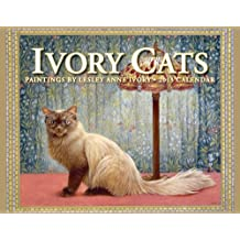 Ivory Cats 2013 Calendar